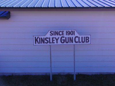 Kinsley Gun Club