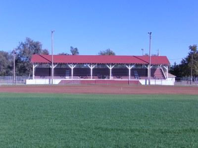 Renovated Ballfield 1