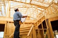worker in building