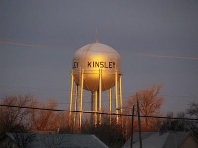 Kinsley Water Tower