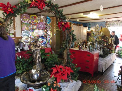 Christmas Fantasy Business Open House