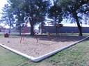 New swings at Baugher Park